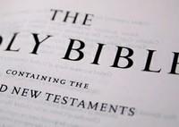 """Quel che io chiamo """"LA BIBBIA """""""