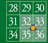 32 - 36