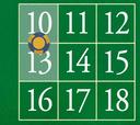 10 - 13