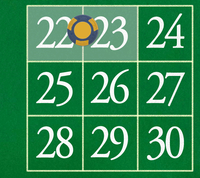 22 - 23