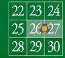 26 - 27