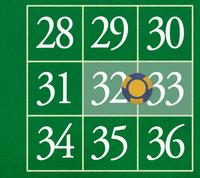 32 - 33