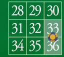 33 - 36