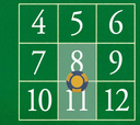 8 - 11